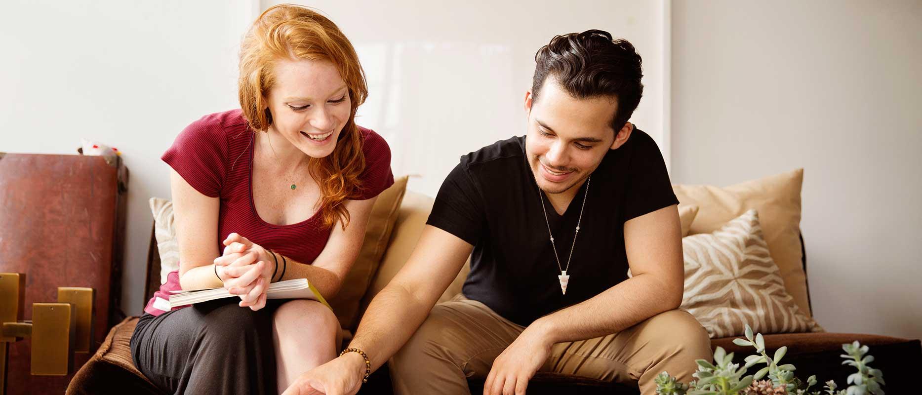 vad man kan förvänta sig efter ett år av dating